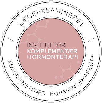 Lægeeksamineret Komplementær Hormonterapeut TM